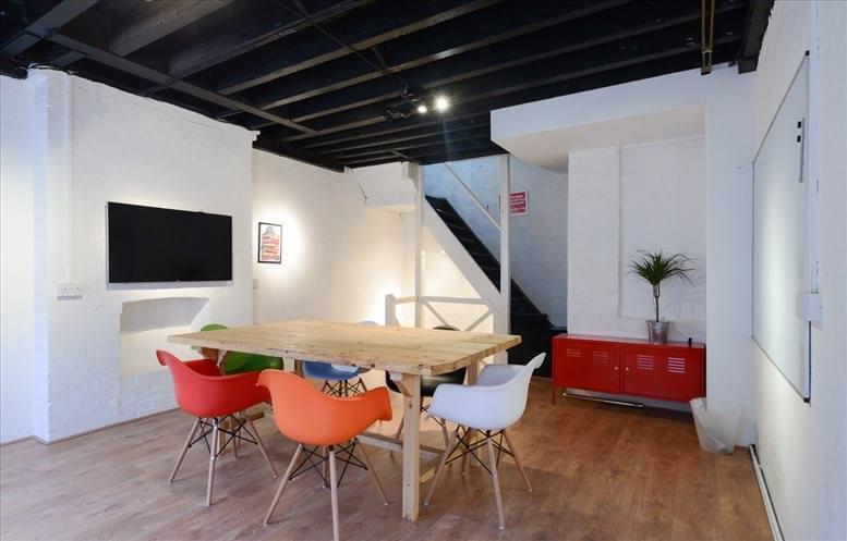 Office for Rent on 20 Coronet Street, Hoxton Hoxton