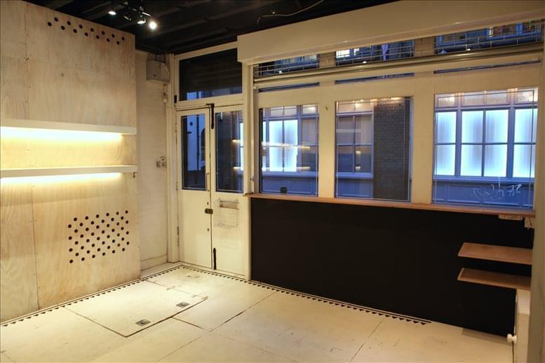 Image of Offices available in Hoxton: 20 Coronet Street, Hoxton