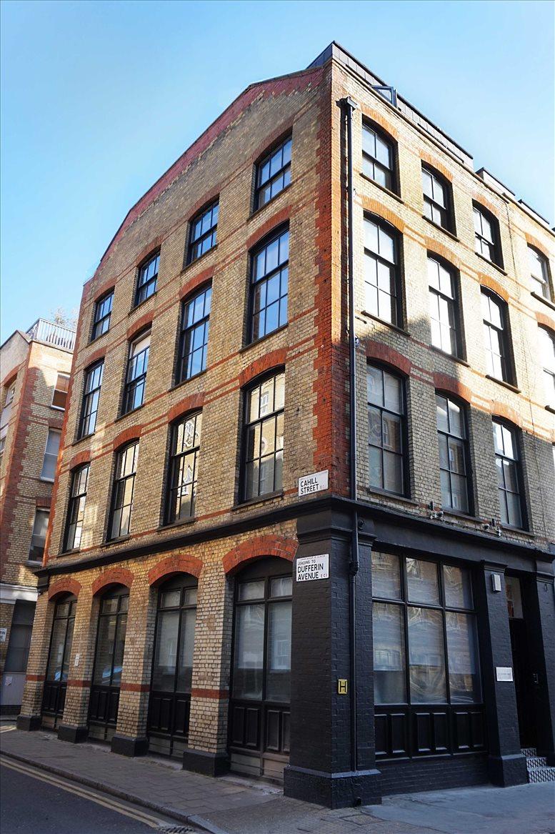 14 Dufferin Street Office Space Old Street