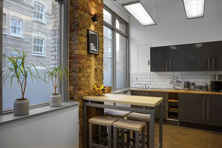 Image of Offices available in Old Street: 14 Dufferin Street