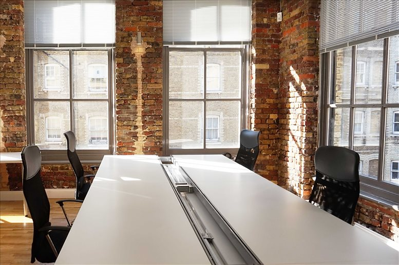 Photo of Office Space available to rent on 14 Dufferin Street, Old Street