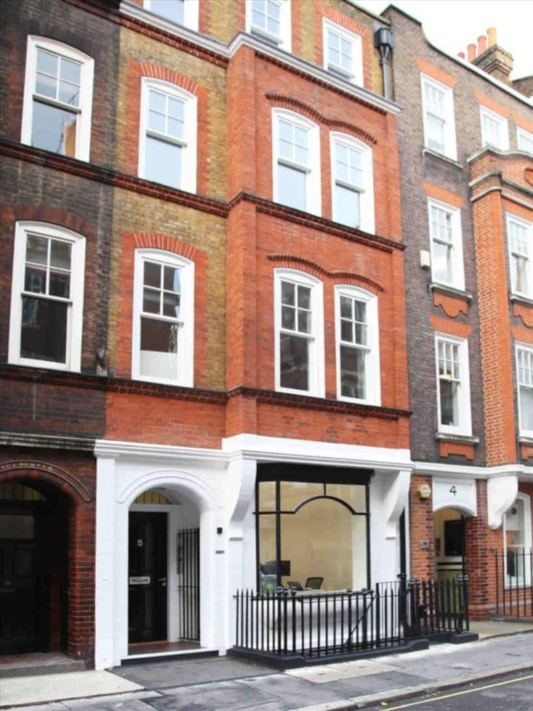 5 Margaret Street, Fitzrovia Office Space Oxford Circus