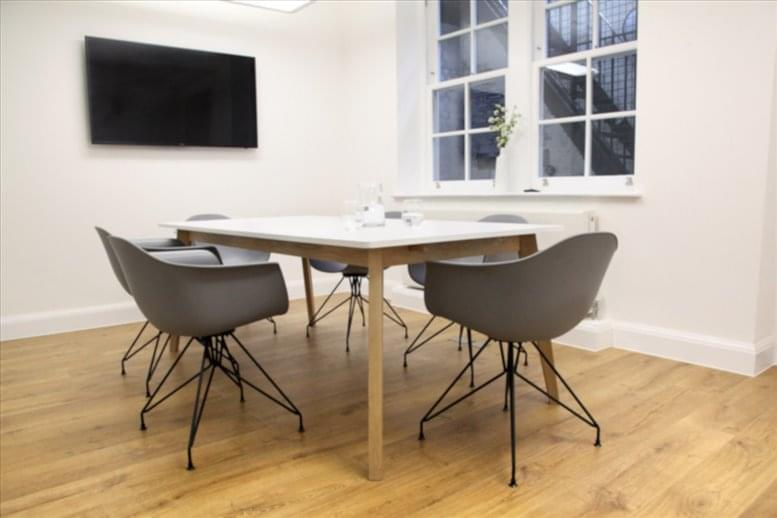 Office for Rent on 5 Margaret Street, Fitzrovia Oxford Circus