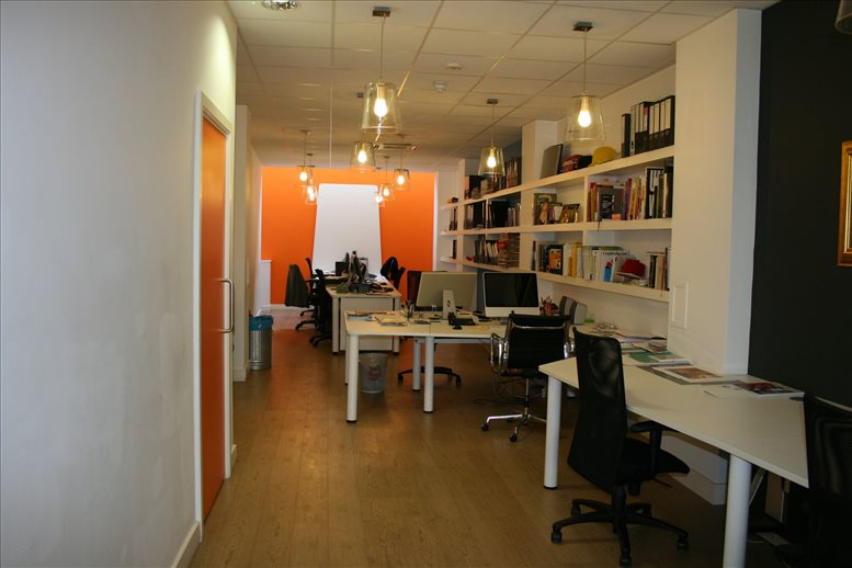 Picture of 1 Clerkenwell Green, London Office Space for available in Clerkenwell
