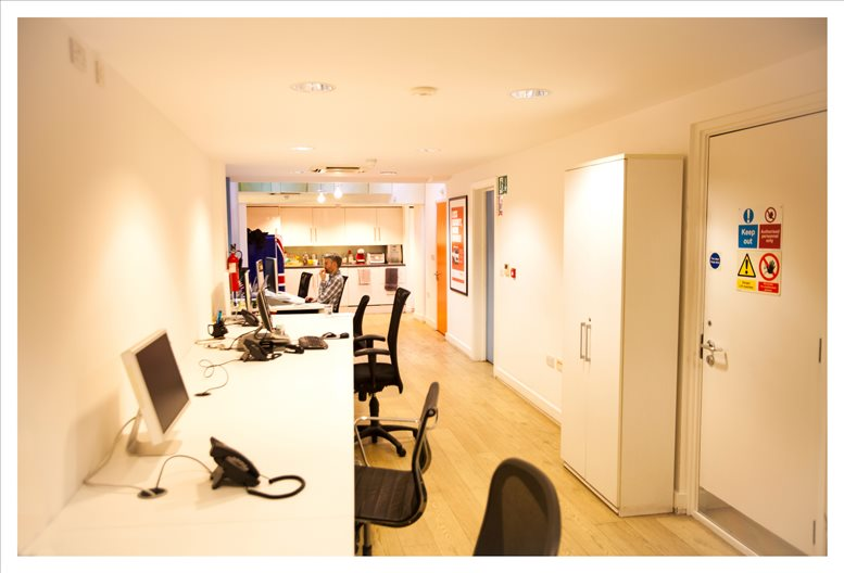 Clerkenwell Office Space for Rent on 1 Clerkenwell Green, London
