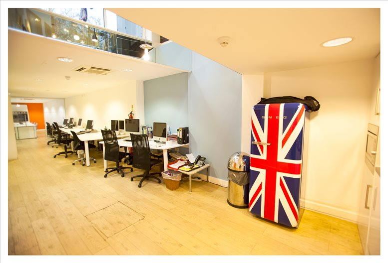 Rent Clerkenwell Office Space on 1 Clerkenwell Green, London