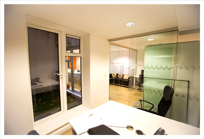 Photo of Office Space available to rent on 1 Clerkenwell Green, London, Clerkenwell