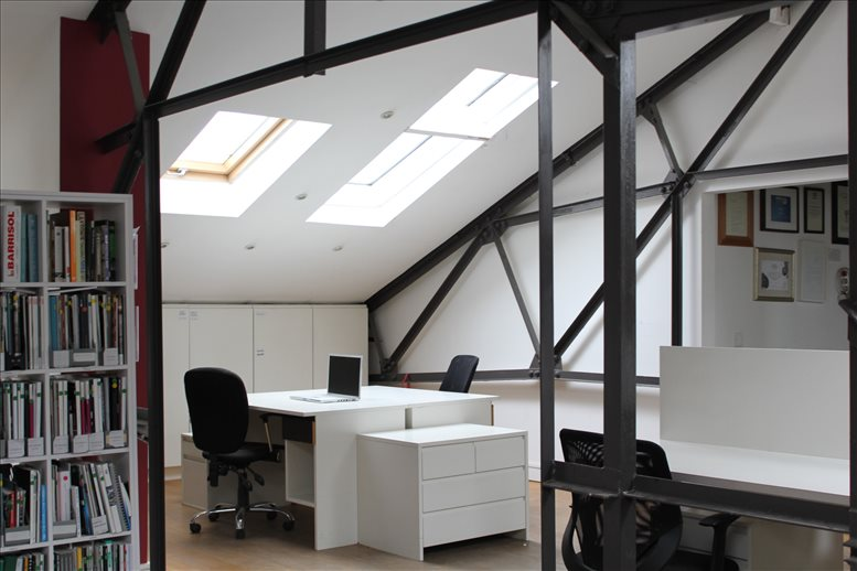 Photo of Office Space on Copenhagan Buildings, 16 Pixley Street, Limehouse Docklands