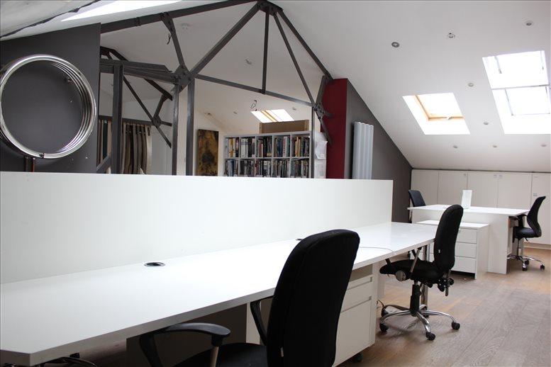 Copenhagan Buildings, 16 Pixley Street, Limehouse Office for Rent Docklands