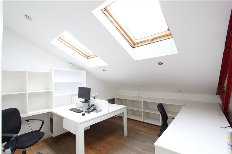 Image of Offices available in Docklands: Copenhagan Buildings, 16 Pixley Street, Limehouse