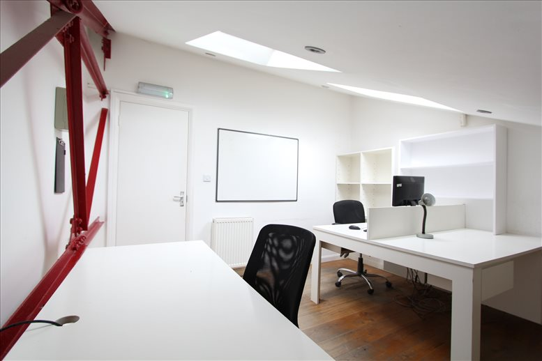 Rent Docklands Office Space on Copenhagan Buildings, 16 Pixley Street, Limehouse