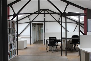 Photo of Office Space on Copenhagan Buildings, 16 Pixley Street, Limehouse - Docklands