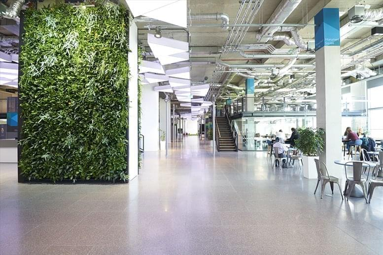 Photo of Office Space on 14 East Bay Lane, The Press Centre, Here East, Queen Elizabeth Olympic Park Stratford