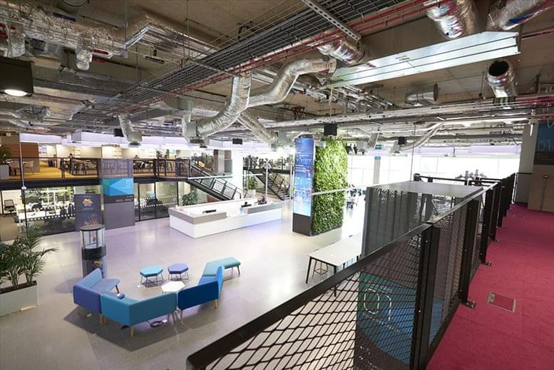 Office for Rent on 14 East Bay Lane, The Press Centre, Here East, Queen Elizabeth Olympic Park Stratford