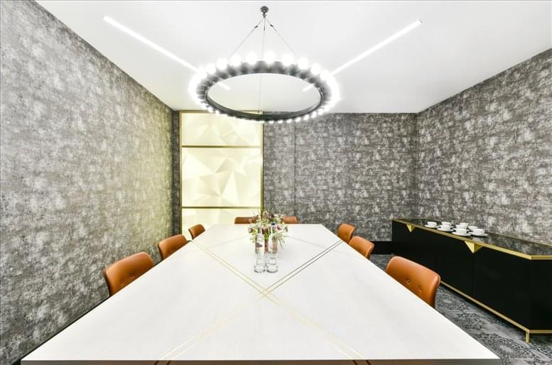 30 Broadwick Street Office for Rent Soho