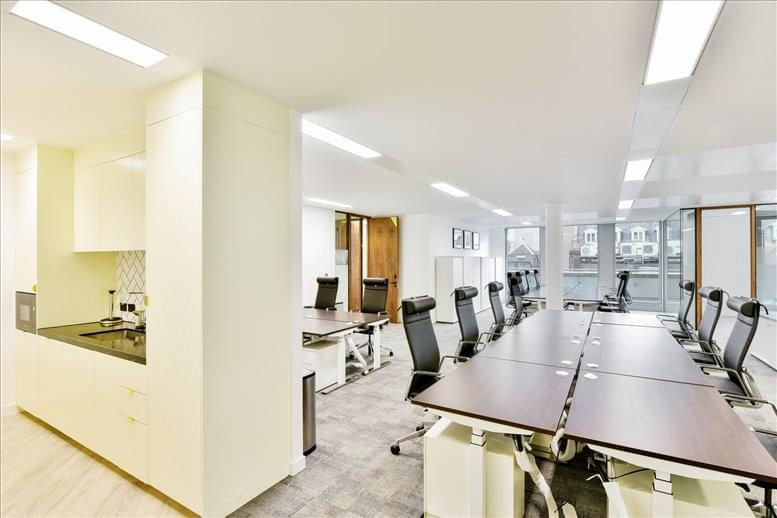 Image of Offices available in Soho: 30 Broadwick Street