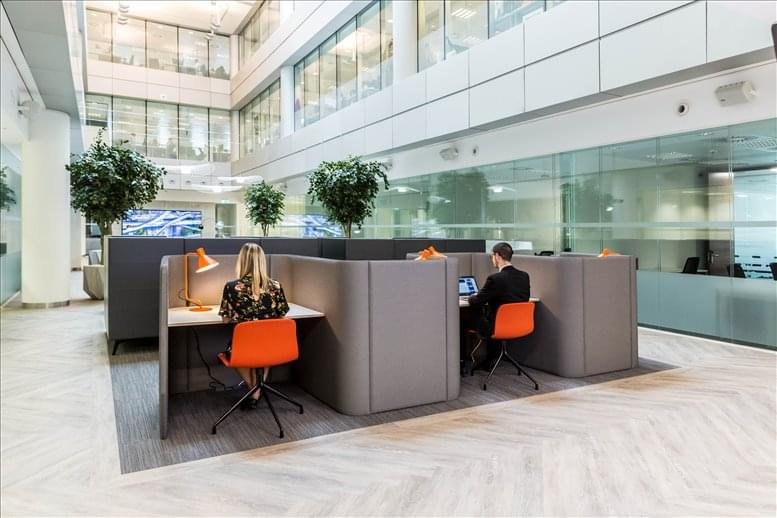 Fenchurch Street Office Space for Rent on 70 Gracechurch Street, City of London