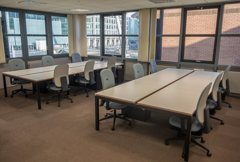 Quay House, 2 Admirals Way, Isle of Dogs Office for Rent Canary Wharf