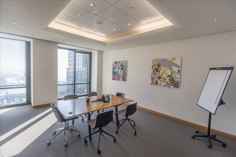 Photo of Office Space on One Canada Square, Canary Wharf Canary Wharf