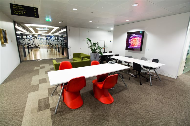 Canary Wharf Office Space for Rent on One Canada Square, Canary Wharf