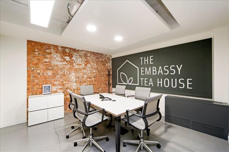 Image of Offices available in South Bank: The Embassy Tea House, 195-205 Union Street