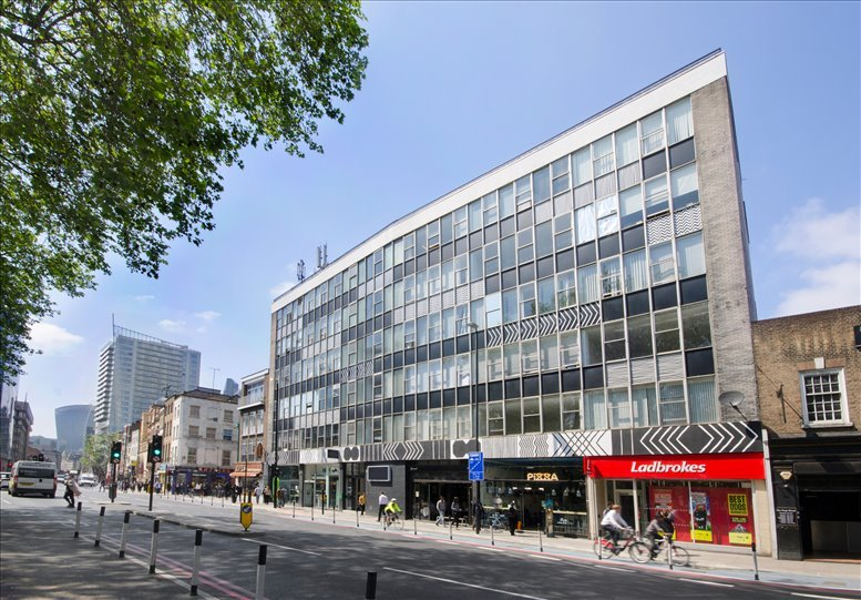 7 Whitechapel Road, Shadwell Office Space Aldgate East
