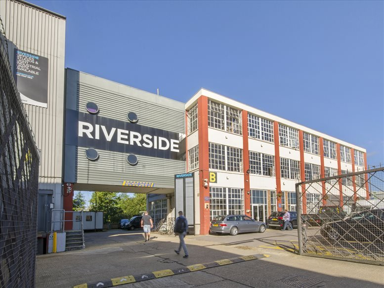 Riverside Business Centre, Haldane Place, Wandsworth Office Space Earlsfield
