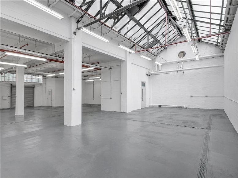 Earlsfield Office Space for Rent on Riverside Business Centre, Haldane Place, Wandsworth
