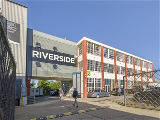 Photo of Office Space on Riverside Business Centre, Haldane Place, Wandsworth - Earlsfield
