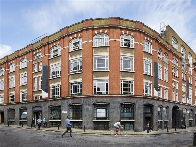 Clerkenwell Workshops, 27-31 Clerkenwell Close, London Office Space Farringdon