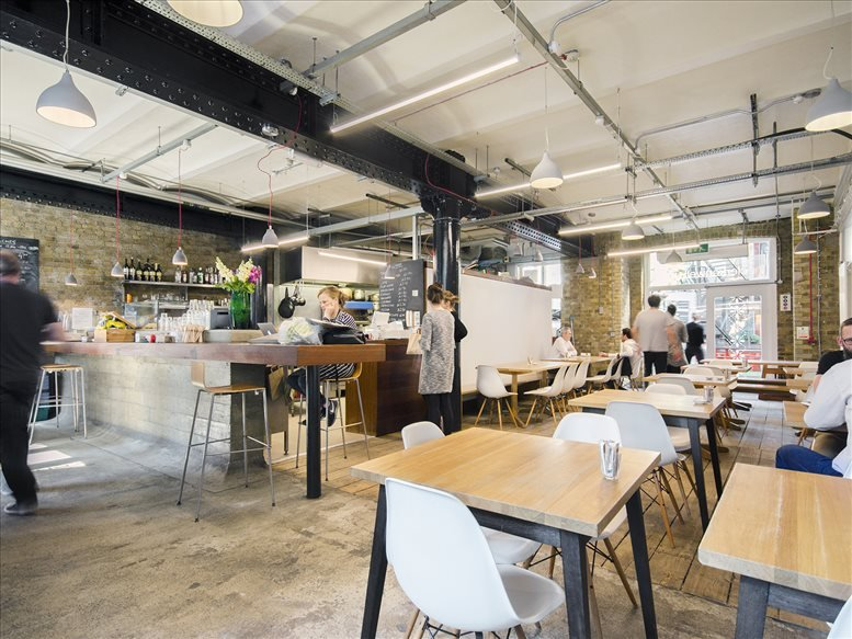 Picture of Clerkenwell Workshops, 27-31 Clerkenwell Close, London Office Space for available in Farringdon