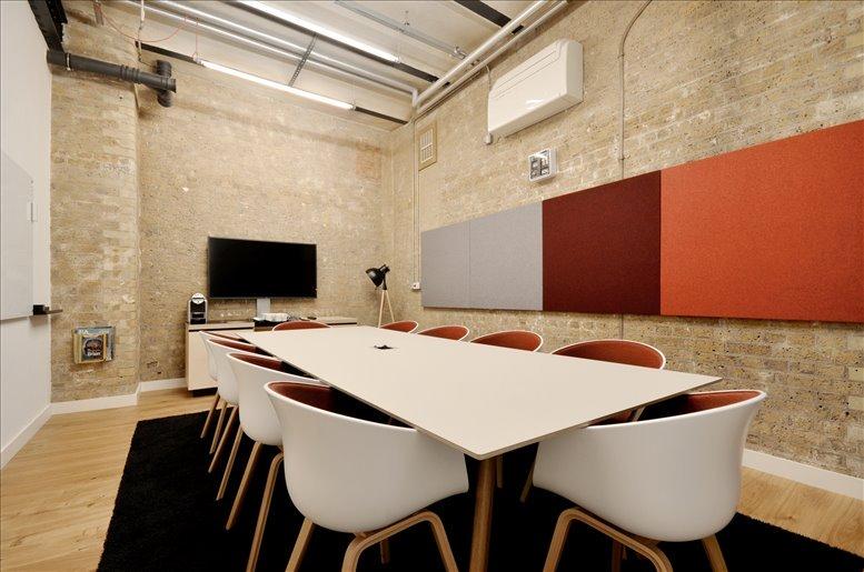 Office for Rent on Clerkenwell Workshops, 27-31 Clerkenwell Close, London Farringdon