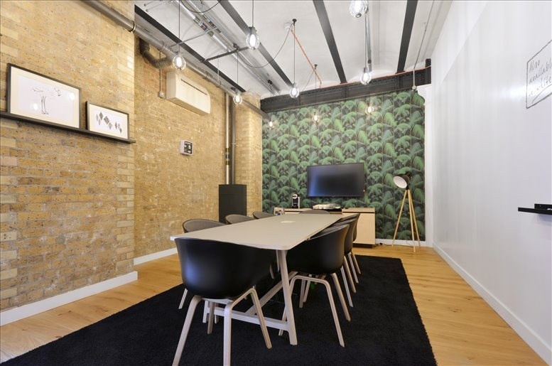 Image of Offices available in Farringdon: Clerkenwell Workshops, 27-31 Clerkenwell Close, London