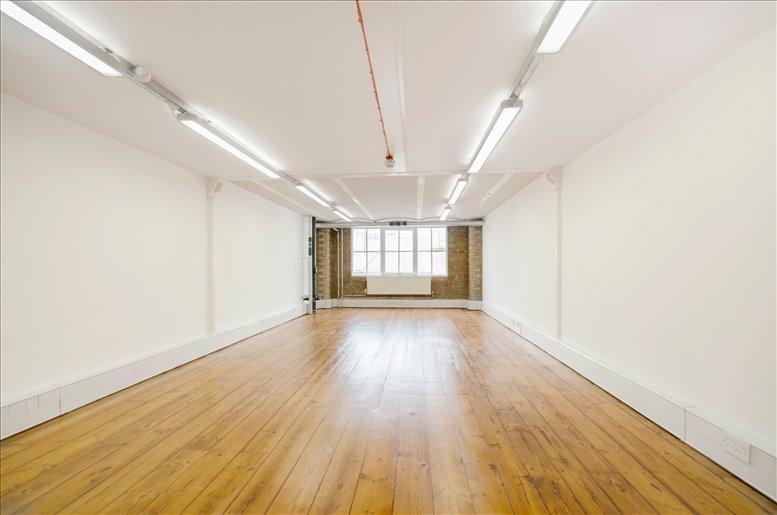Rent Farringdon Office Space on Clerkenwell Workshops, 27-31 Clerkenwell Close, London