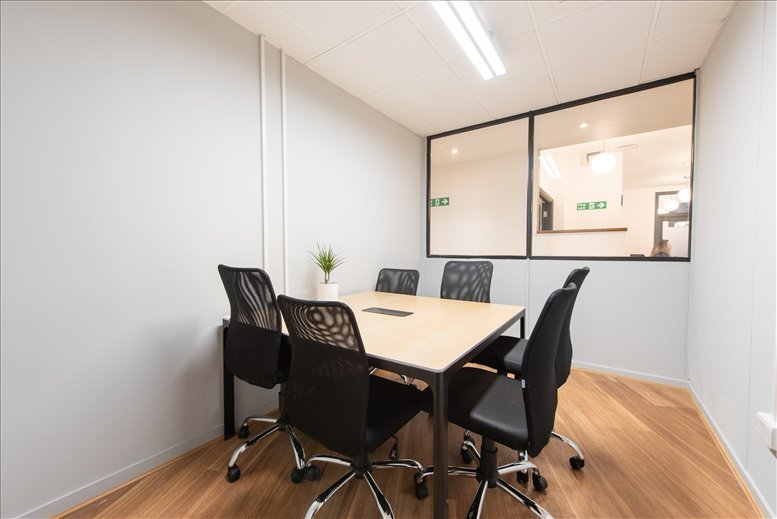 Photo of Office Space on 25 Finsbury Circus, London City The City