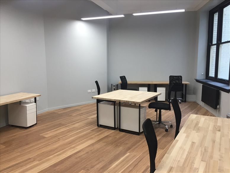 Rent The City Office Space on 25 Finsbury Circus, London City