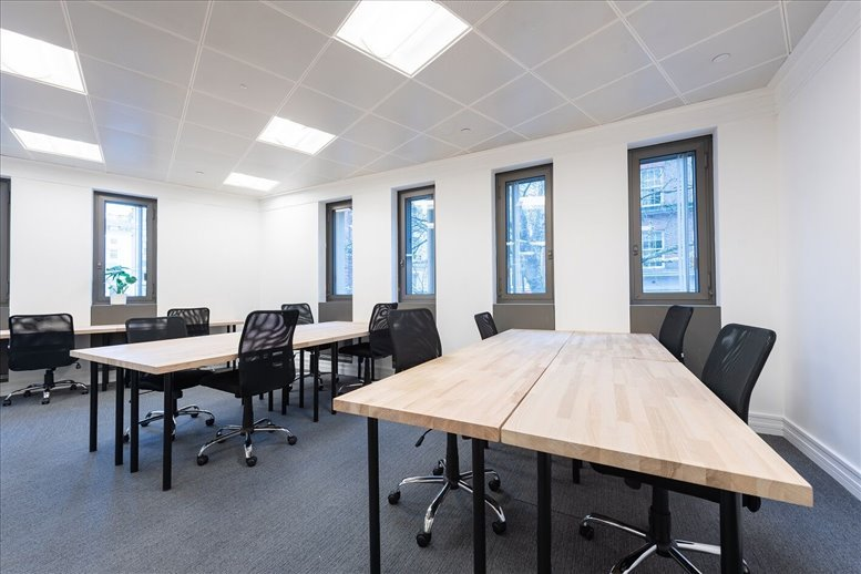 Picture of Lansdowne House, 57 Berkeley Square Office Space for available in Mayfair