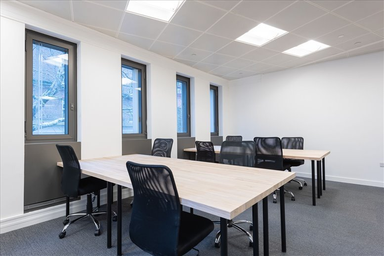 Mayfair Office Space for Rent on Lansdowne House, 57 Berkeley Square