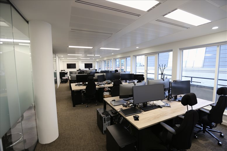 Photo of Office Space on 69 Carter Lane, London St Pauls