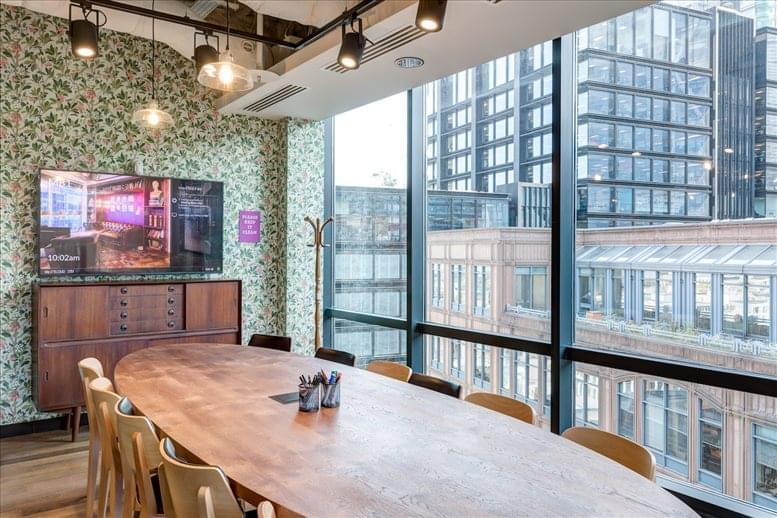 Shoreditch Office Space for Rent on 9 Appold St, London