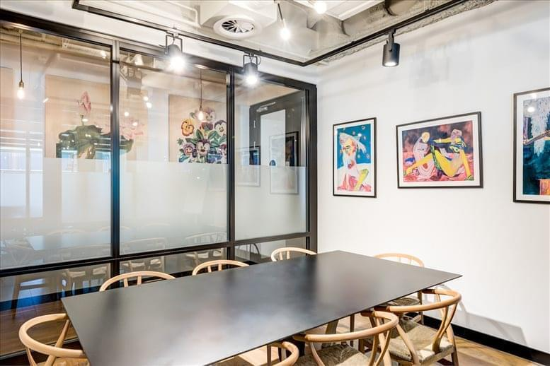 Rent Shoreditch Office Space on 9 Appold St, London