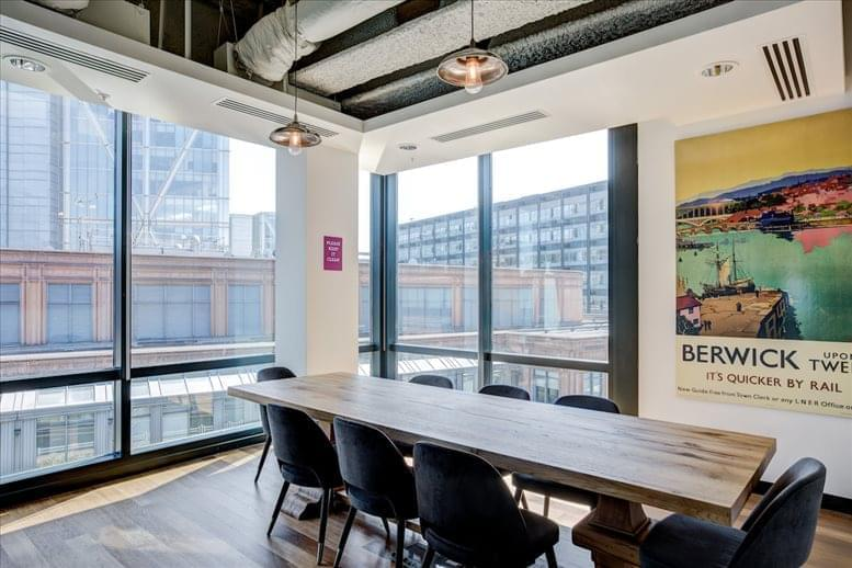 Photo of Office Space available to rent on 9 Appold St, London, Shoreditch