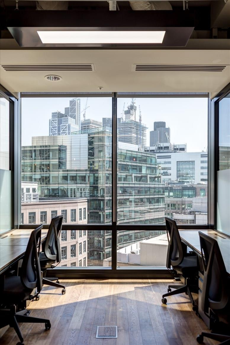Picture of 9 Appold St, London Office Space for available in Shoreditch