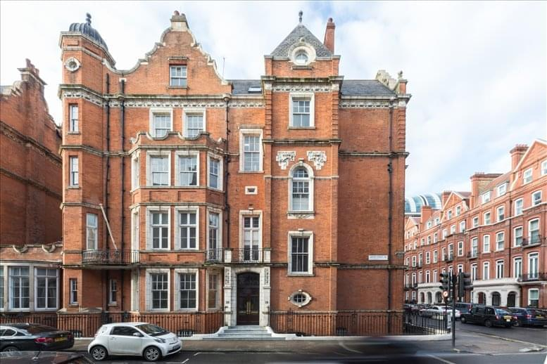 25 Green Street, Mayfair available for companies in Marble Arch