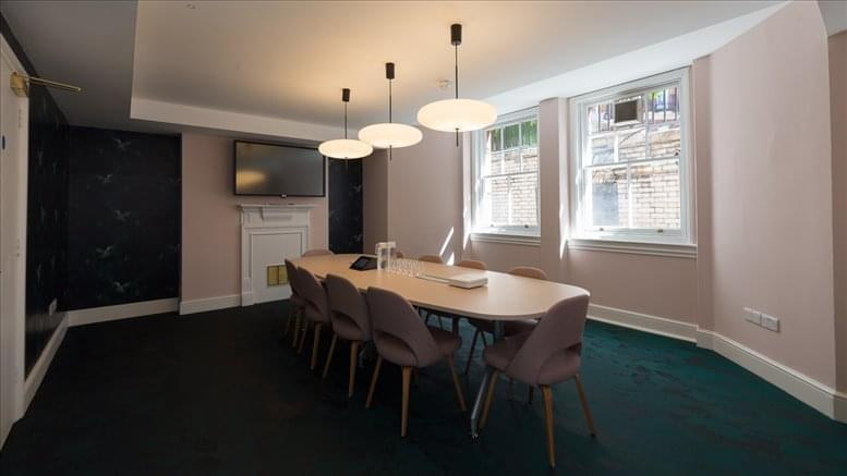 Picture of 25 Green Street, Mayfair Office Space for available in Marble Arch