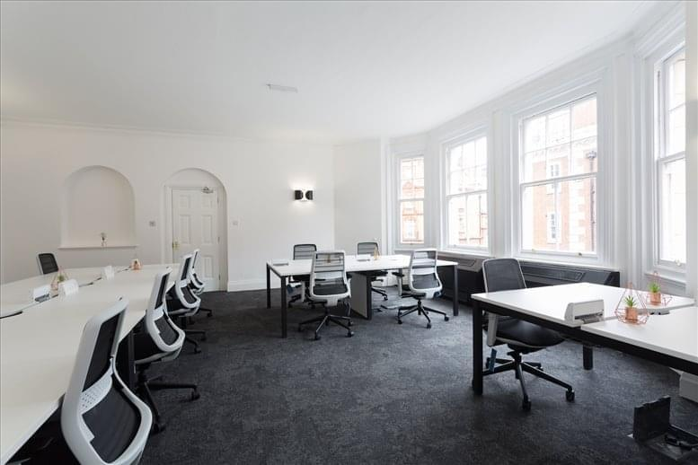 Image of Offices available in Marble Arch: 25 Green Street, Mayfair