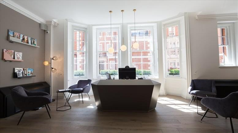 Marble Arch Office Space for Rent on 25 Green Street, Mayfair