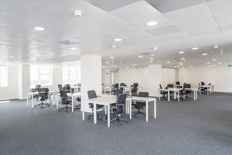 Photo of Office Space on Jubilee House, 197-213 Oxford Street, Soho Oxford Street