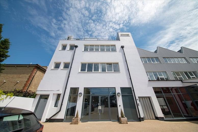 The Garment Building, 9 Fishers Lane Office for Rent Chiswick