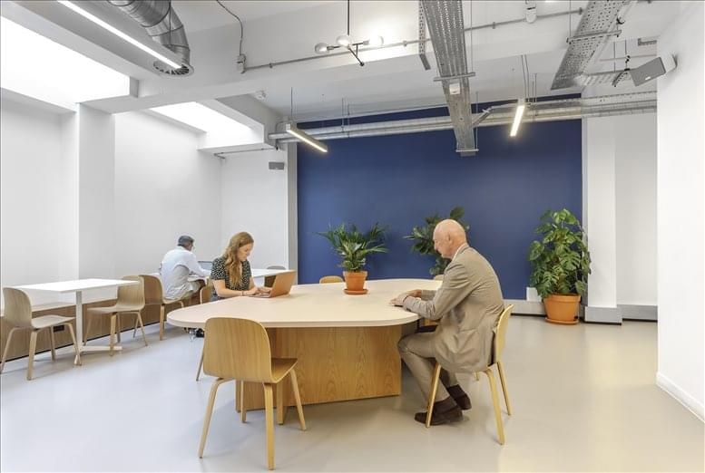 Photo of Office Space on The Garment Building, 9 Fishers Lane Chiswick